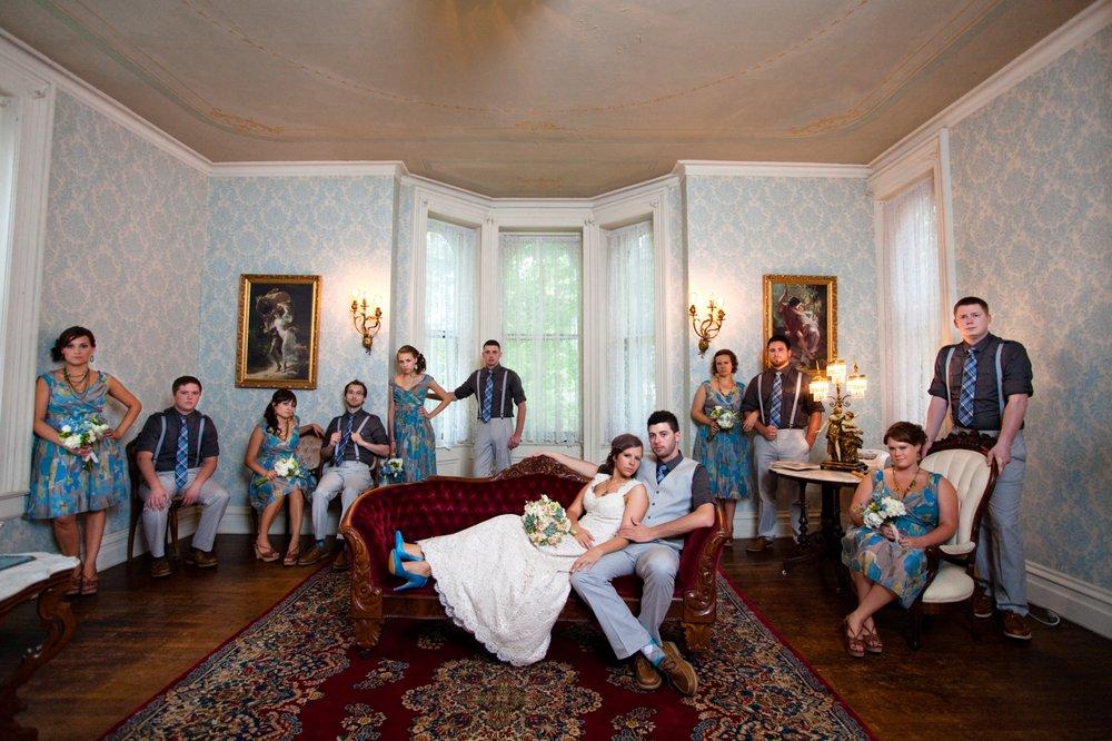 Vrooman Mansion: 701 E Taylor St, Bloomington, IL