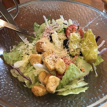 Photo Of Olive Garden Italian Restaurant   Tukwila, WA, United States.  House Salad