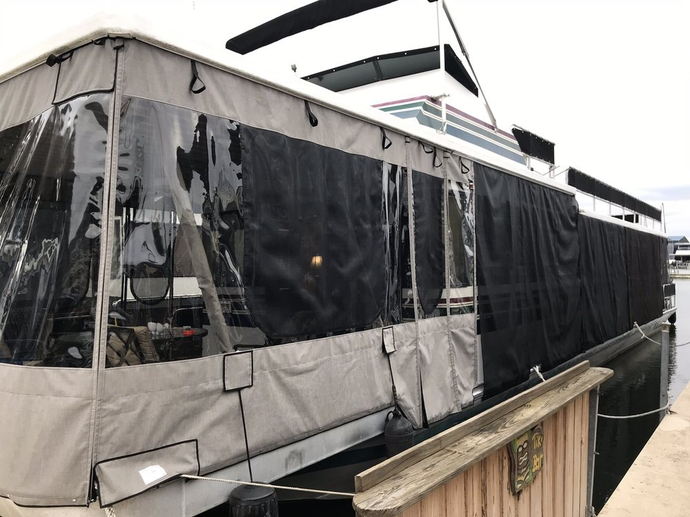 Salyer Boat Cleaning & Upholstery: 1572 S Highway 92, Jamestown, KY