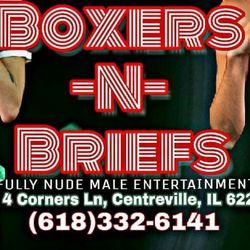 Boxer brief club strip