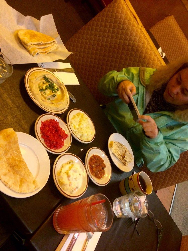 Jerusalem Cafe: 516 SE Chkalov Dr, Vancouver, WA