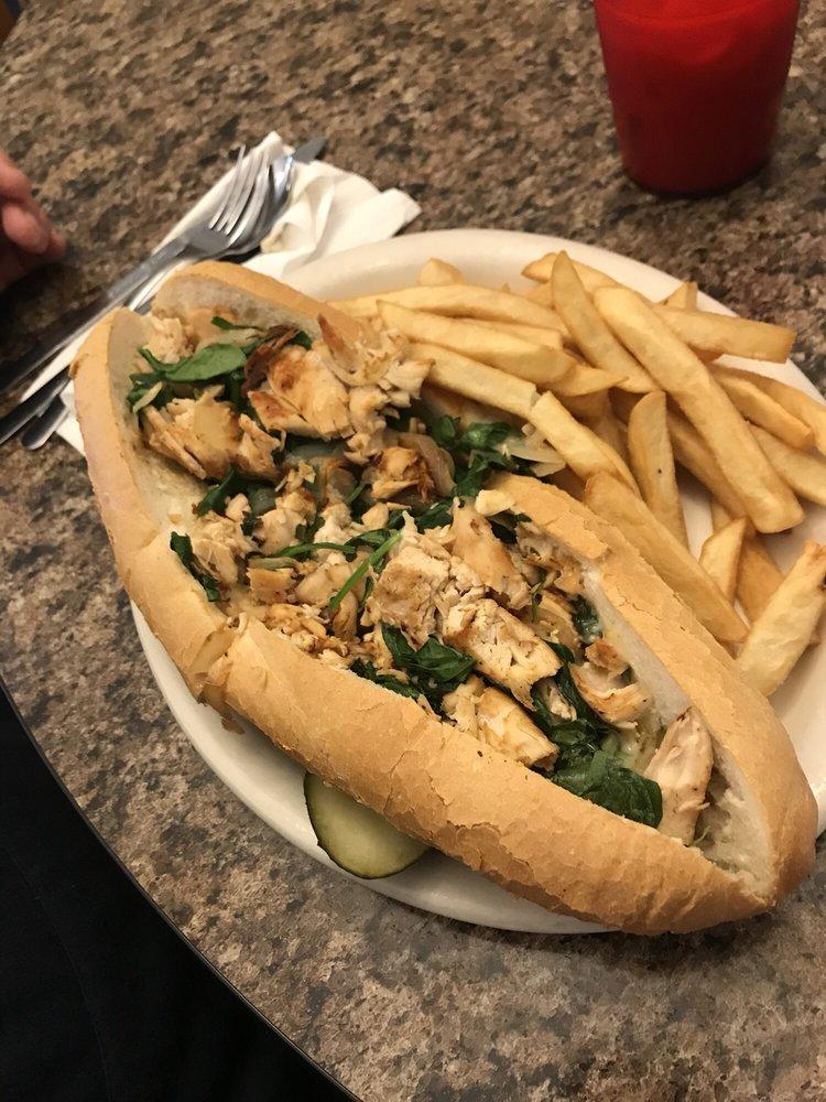 Dionysus Restaurant: 538 Washington Ave, Woodbine, NJ