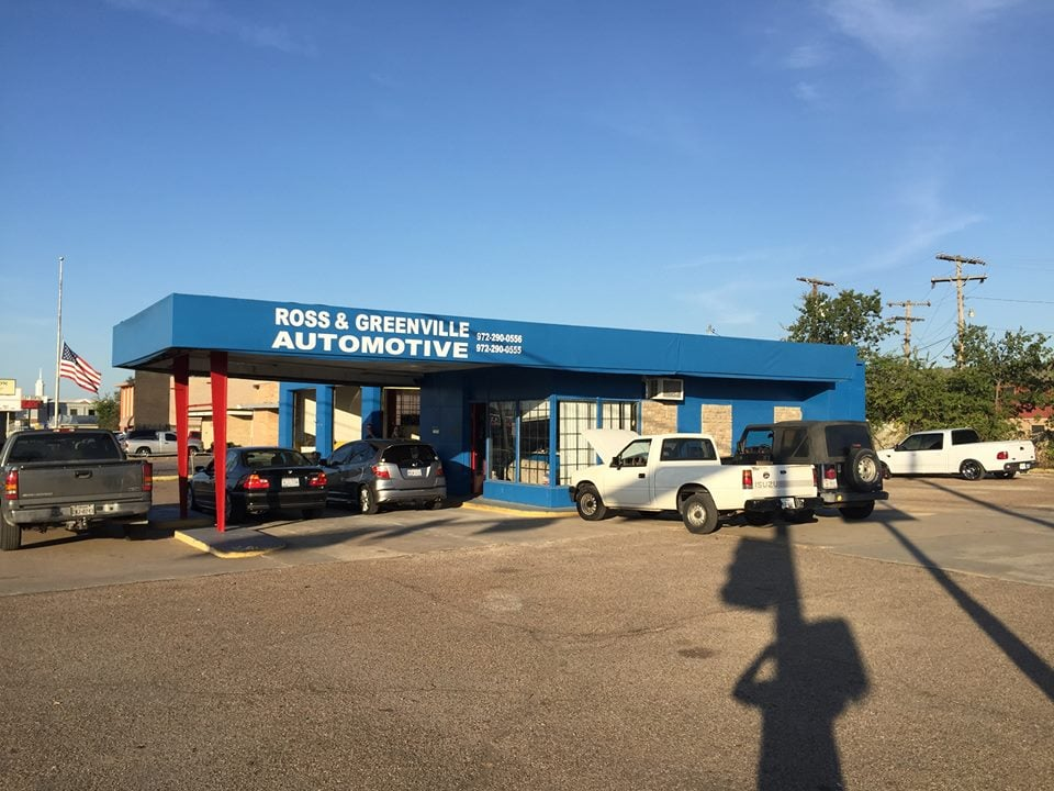 Ross And Greenville Automotive