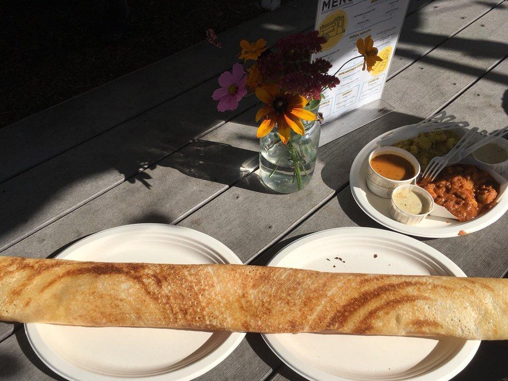 Dosa Kitchen: 34 Elliot St, Brattleboro, VT