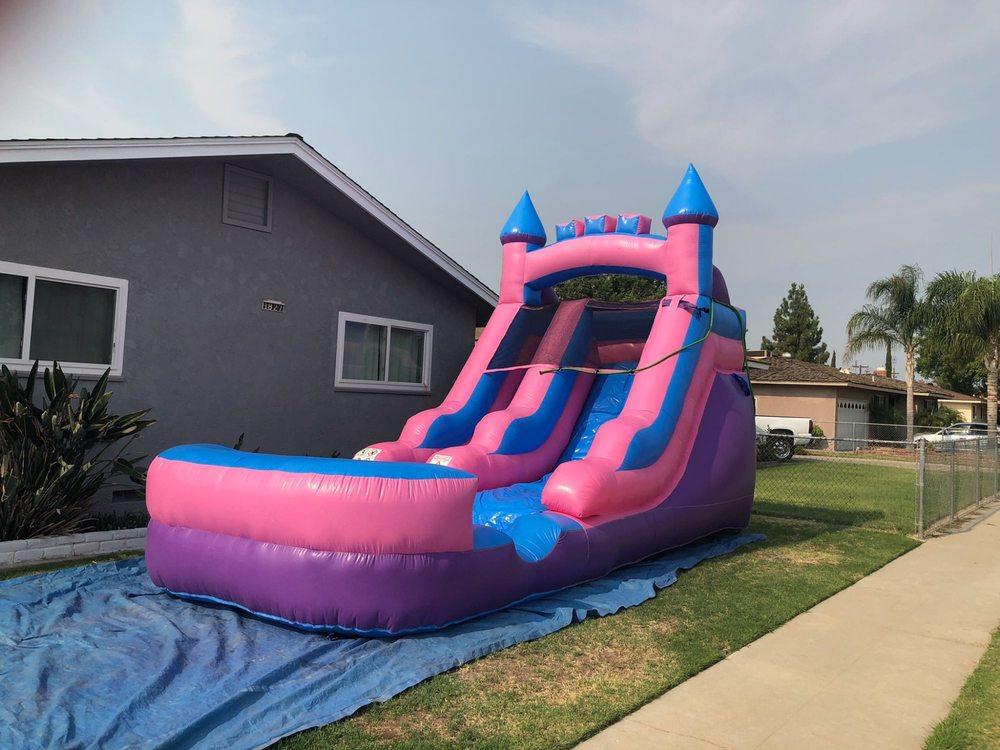 Happy Bounce House: Fresno, CA
