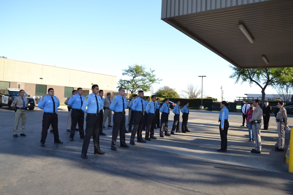California Highway Patrol: 1601 Corporate Ctr Dr, Monterey Park, CA