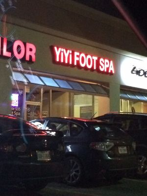 YIYI Foot Spa 10677 E Northwest Hwy Ste 440 Dallas TX