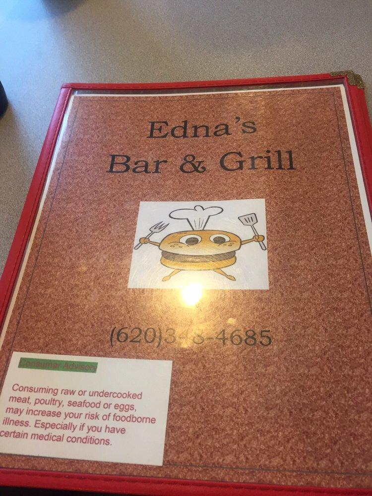 Edna's Place: 115 W Broadway, Macksville, KS