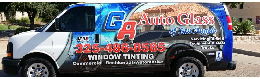 GA Auto Glass Of San Angelo: 1017 W Beauregard Ave, San Angelo, TX