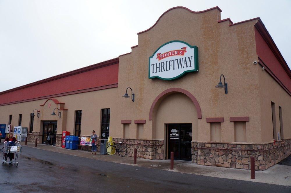Porter's: 101 E Sul Ross Ave, Alpine, TX