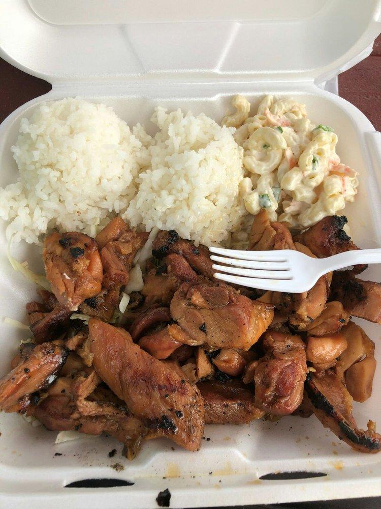 North Shore Hawaiian Plate Lunch: 2750 Altamont Dr, Klamath Falls, OR
