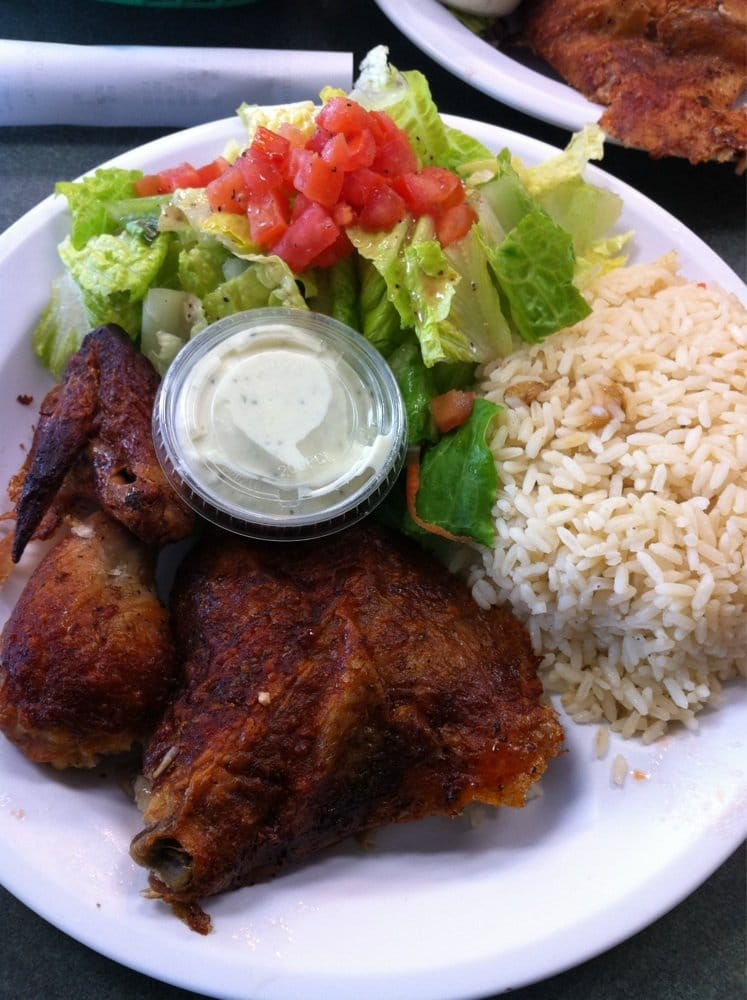 Chicken Maison Redondo Beach Ca