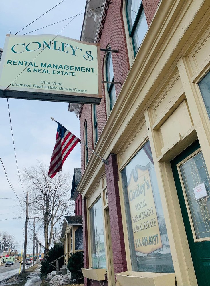 Conley's Rental Management & Real Estate: 451 Arsenal St, Watertown, NY