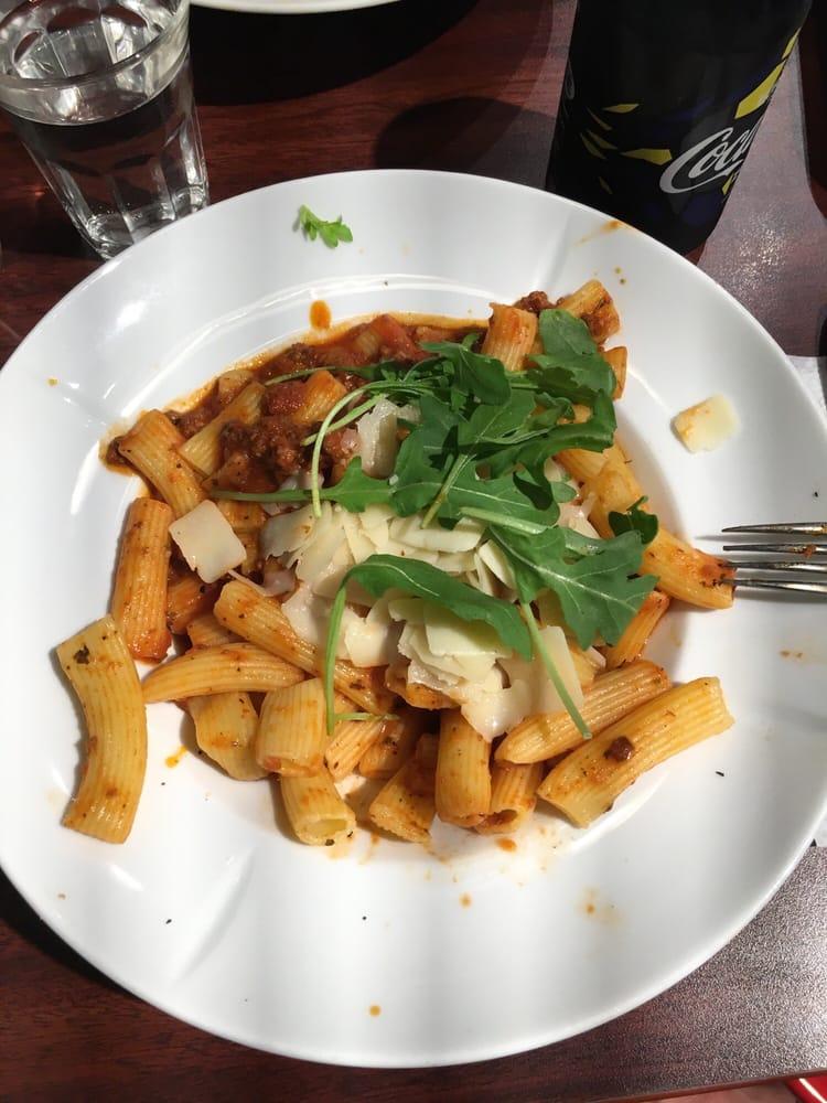 La pasta veloce italiensk mat mall of scandinavia - La pasta engorda o adelgaza ...
