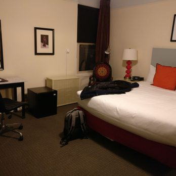Hotel Carlton San Francisco Sutter Street