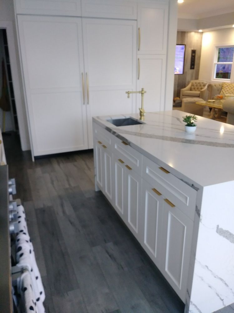 Photo Of Woodley Furniture Cabinetry Los Angeles Ca United States Kitchen