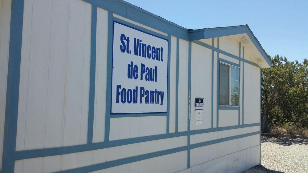 St Vincent De Paul Food Pantry: 16231 S Indian Bend Dr, Mayer, AZ