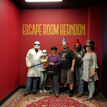 Escape Room  Elden St Herndon Va