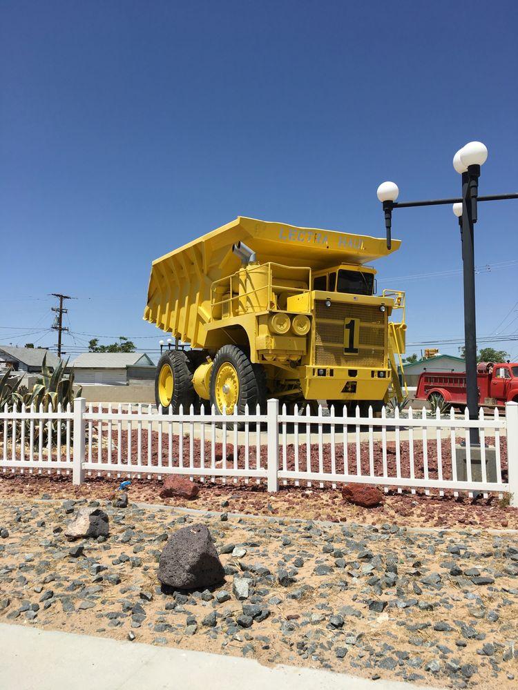 City of Boron: Boron, CA