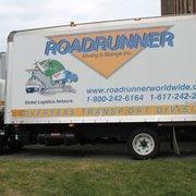 40 Ft Photo Of Roadrunner Moving Storage Boston Ma United States