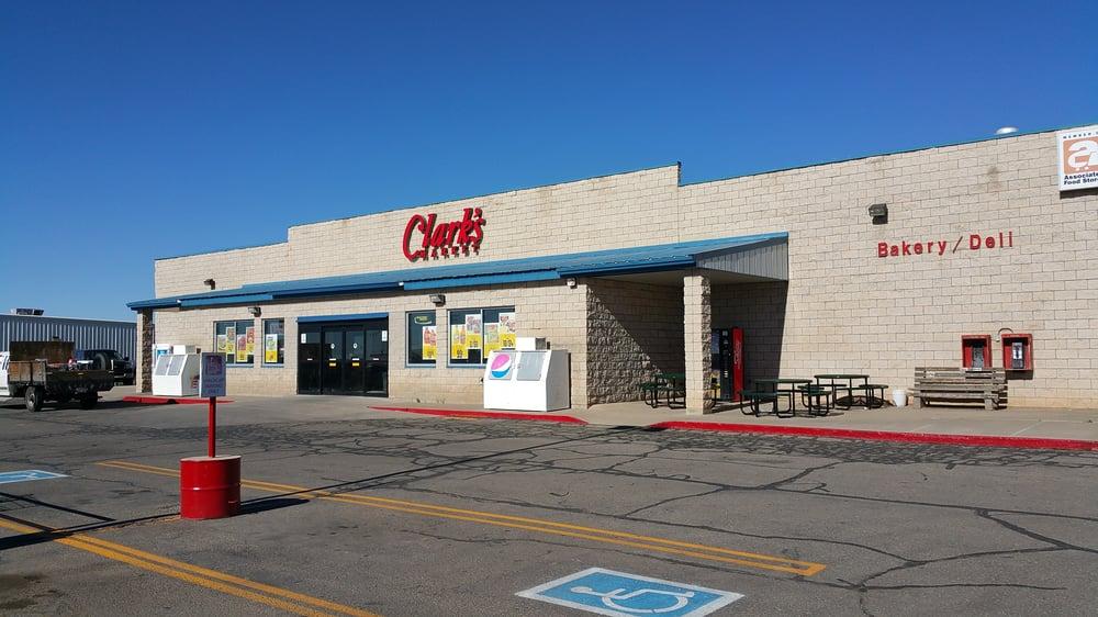 Clark's Market: 820 S Main St, Blanding, UT