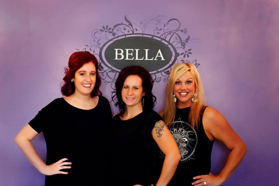 Bella Salon & Spa: 302 N Salisbury Ave, Granite Quarry, NC