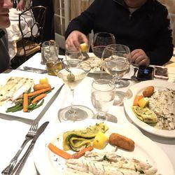 Photo Of Samvera Restaurant Marlboro Nj United States Branzino Ready To Eat