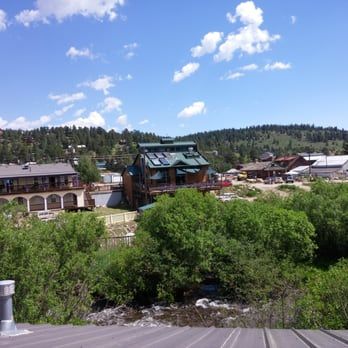 Photo Of The Boulder Creek Lodge Nederland Co United States Top Floor