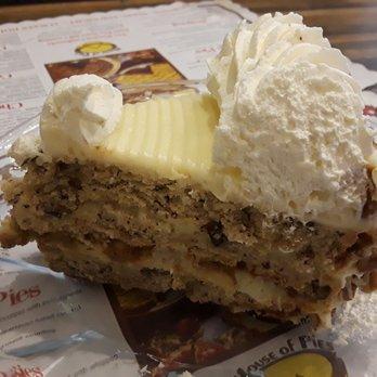 Photo Of House Of Pies   Houston, TX, United States. Banana Pudding Cake