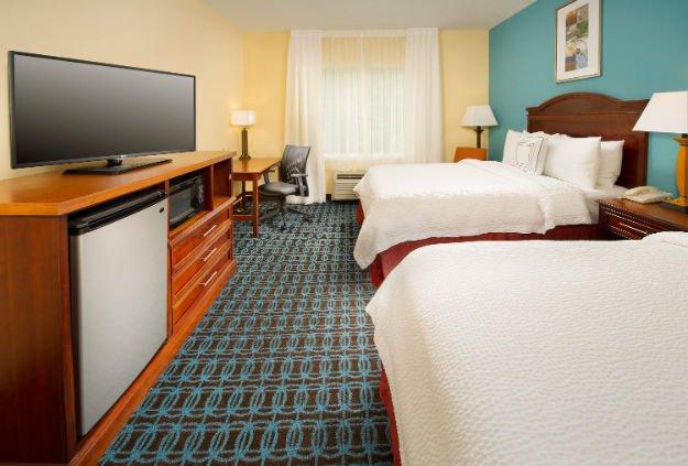 Fairfield Inn & Suites by Marriott Waco North: 4257 North IH-35, Waco, TX