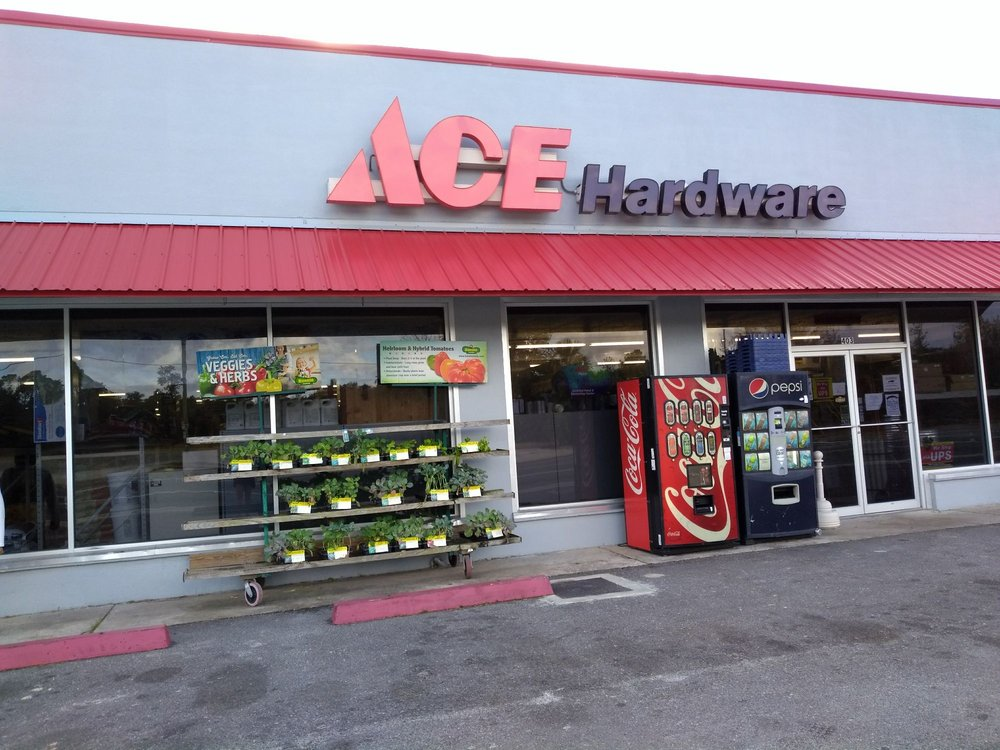 Bronson Ace Hardware: 403 N Hathaway Ave, Bronson, FL