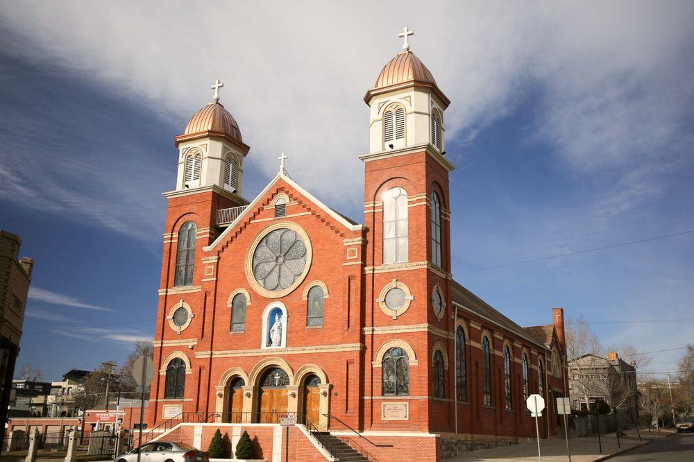 Our Lady of Mount Carmel: 3549 Navajo St, Denver, CO