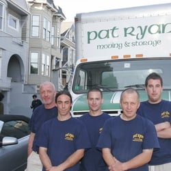 Photo Of Pat Ryan Moving And Storage San Francisco Ca United States