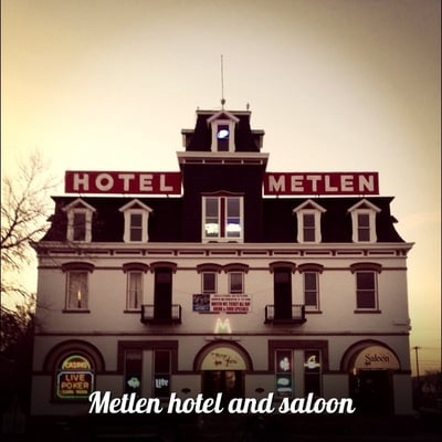 Photo Of Metlen Hotel Bar Cafe Dillon Mt United States The