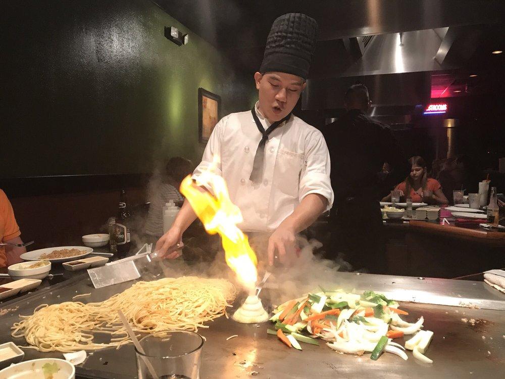 Kobe Japanese Steak House Carrollwood Tampa Yelp