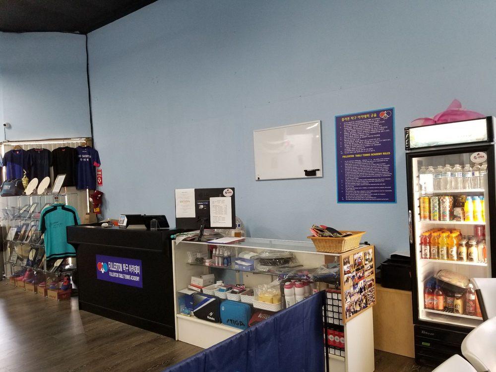 Fullerton C&L Table Tennis Academy: 241 Imperial Hwy, Fullerton, CA