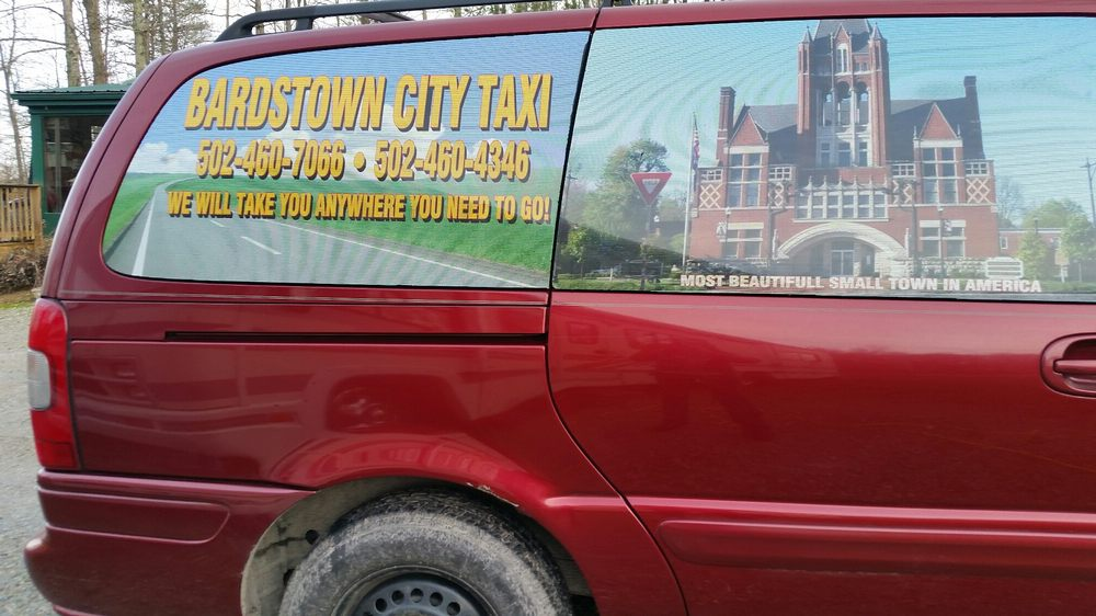 Bardstown City Taxi: 425 Mccubbins Ln, Bardstown, KY