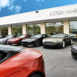 Park Place Aston Martin Photos Car Dealers NE Th St - Aston martin bellevue