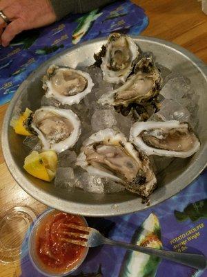 Family Coastal Restaurant near St. George Island in St. George Island, FL