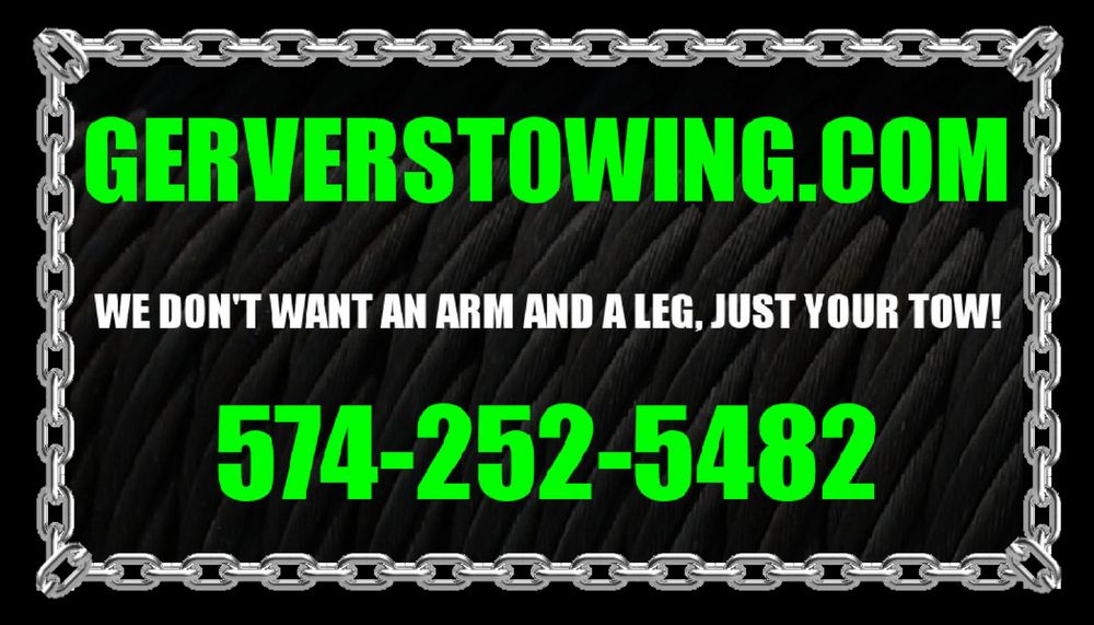 Towing business in Cleveland, IN