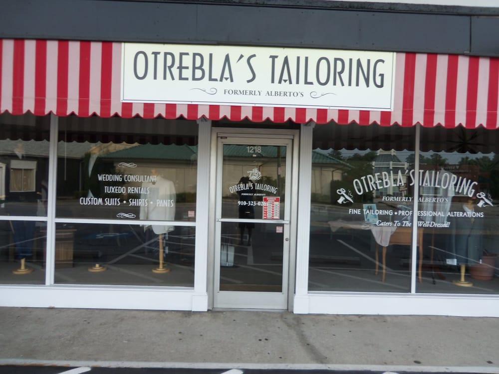 Otreblas Tailoring Sewing Alterations 1218 Fort Bragg Rd