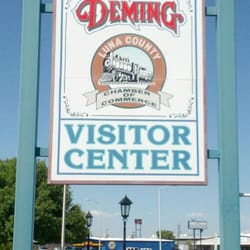 Deming visitor center oficina de turismo 800 e pine st for Oficina de turismo de estados unidos en madrid