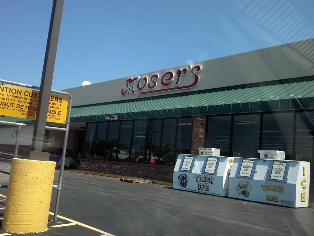 Moser's Discount Foods: 109 Eastside Dr, Ashland, MO
