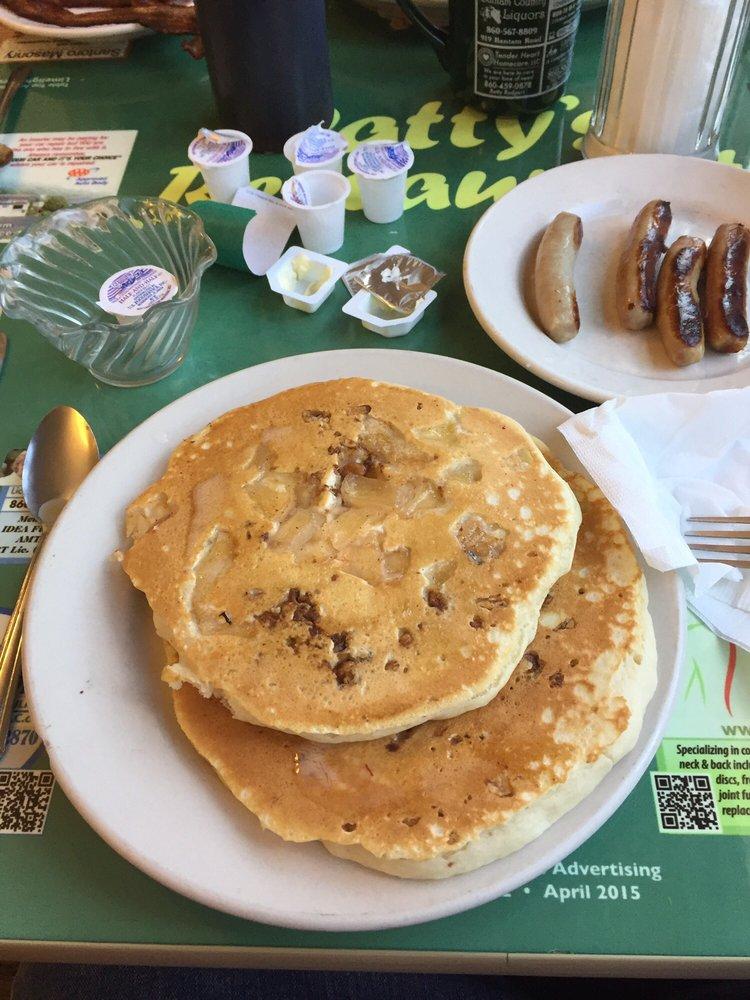Patty's Restaurant: 499 Bantam Rd, Litchfield, CT
