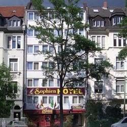 Sophien Hotel Frankfurt Hotels Sophienstr 36 Bockenheim
