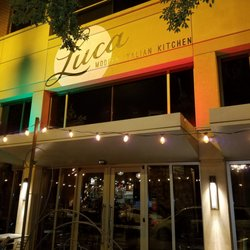 Photo Of Luca Modern Italian Kitchen Charlotte Nc United States Outside