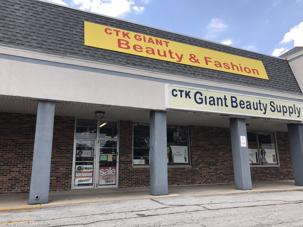 Ctk Beauty Supply: 14400 Pulaski Rd, Midlothian, IL