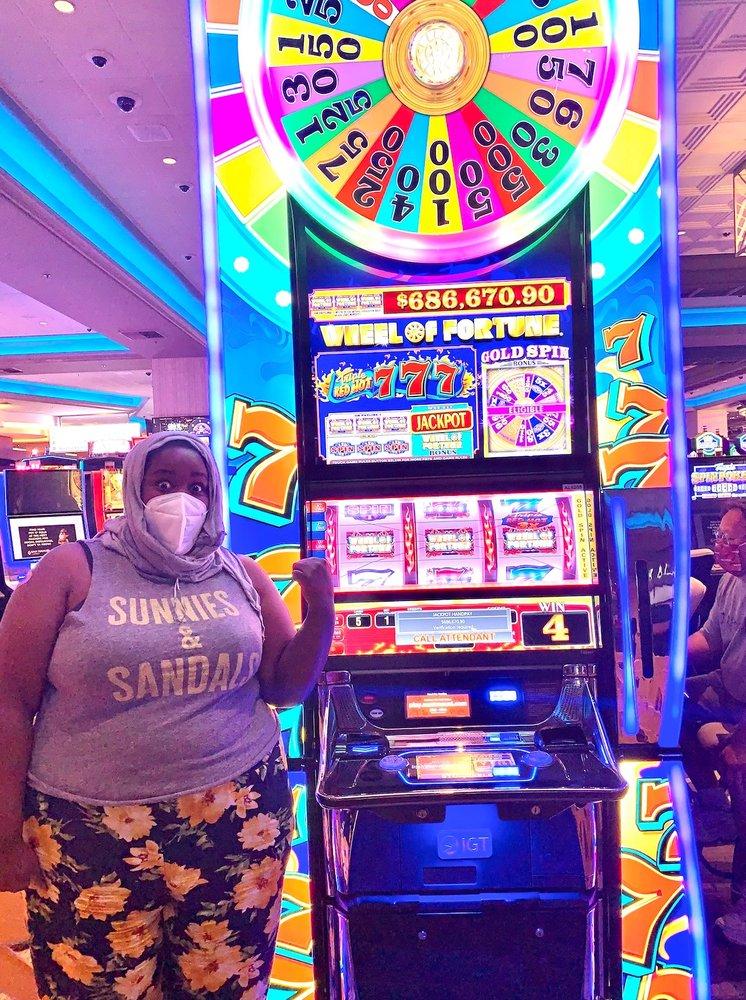 San Manuel Casino: 777 San Manuel Blvd, Highland, CA