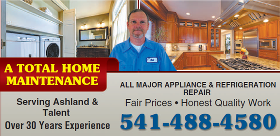 Total Home Maintenance: Ashland, OR