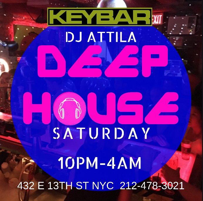 Keybar: 432 E 13th St, New York, NY